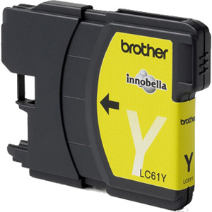 brother-lc61y-yellow-ink-cartridge