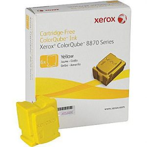 xerox-colorqube-8870-yellow-ink-stick