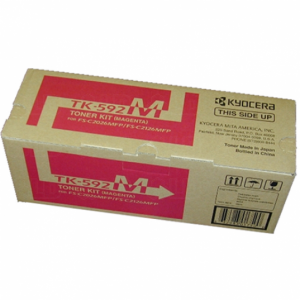 Kyocera-TK-592M-Magenta-Toner-OEM