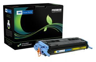HP-Q6002A-(HP 124A)-Yellow-Toner-Cartridge