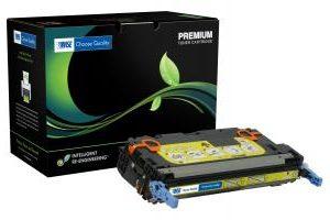 HP Q6472A (HP 502A) Yellow Toner Cartridge